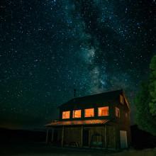 Eastern Oregon Sky